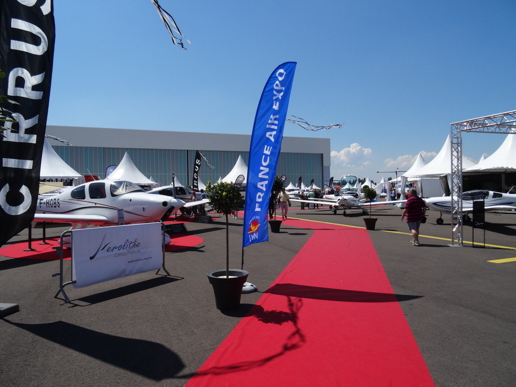 photos du salon france air expo lyon bron 2015