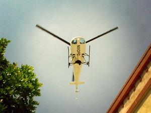 Nuisances D Helicopteres A L Aeroport Lyon Bron